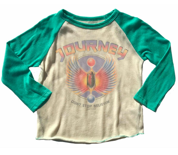 Rowdy Sprout Journey Kids tee