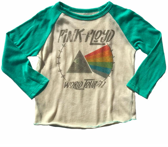 Rowdy Sprout Pink Floyd Kids tee