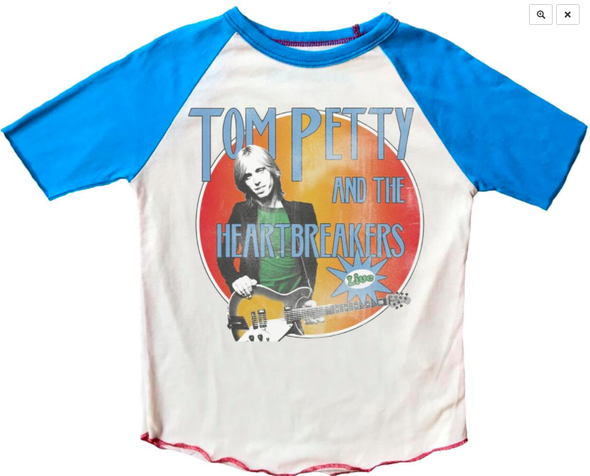 Rowdy Sprout Tom Petty shirt