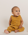 Quincy Mae jumpsuit ocre
