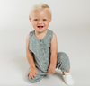 Quincy Mae ocean jumpsuit with pluses