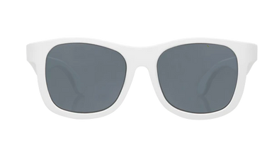 Babiators Sunglasses - Navigator in Wicked White
