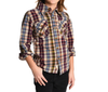 Appaman - Boys Flannel Shirt in Mecca Plaid