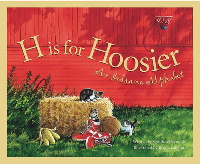 H is for Hoosier Book