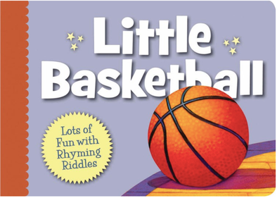 Little Basketball Board Book - by Brad Herzog
