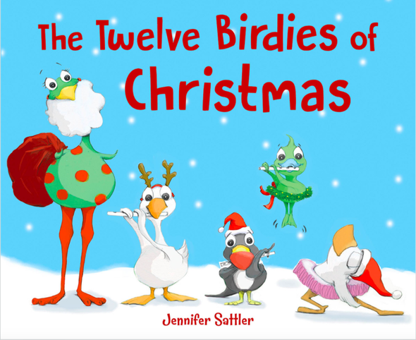 the Twelve Birdies of Christmas