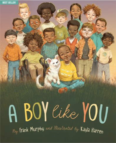 A Boy Like You Hardcover Book - by Frank Murphy