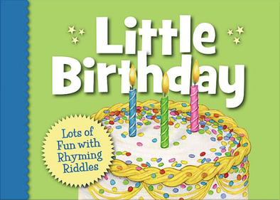Little Birthday Board Book - by Brad Herzog