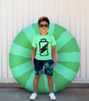 Recharged graphic tee for boys