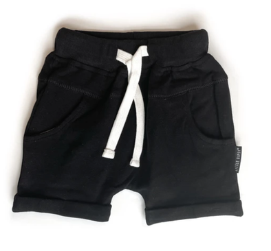 Little Bipsy black shorts