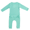 Rags - Essentials Rag Infant Romper in Wasabi