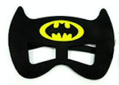 Super Hero Mask - 9 styles available