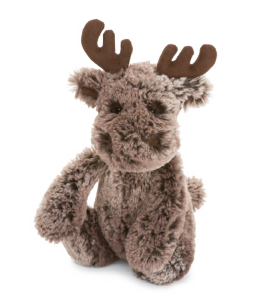 Jellycat - Small Marty Moose - 7""
