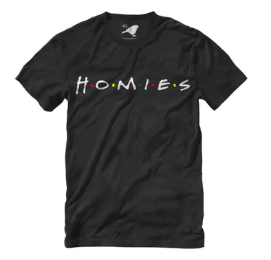 Kids Friends tee HOMIES