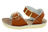 Saltwater - Toddler Sun-San Surfer Sandals - Tan