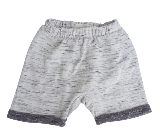 Miki Miette - Baby Shorts in Coastal White