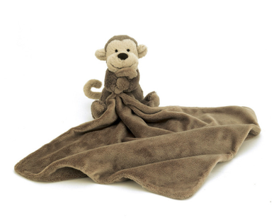 Jellycat - Bashful Monkey Soother