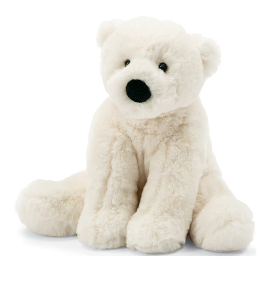 Jellycat - Medium Perry Polar Bear - 12""