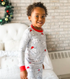 Little Sleepies Sleepy Star Santa PJs