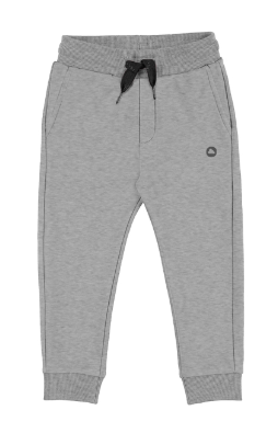 Mayoral - Boys Sweat Pant Joggers in Heather Grey (Sizes 3T)