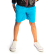 Appaman - Boys Terry Cloth Camp Shorts in Vivid Blue