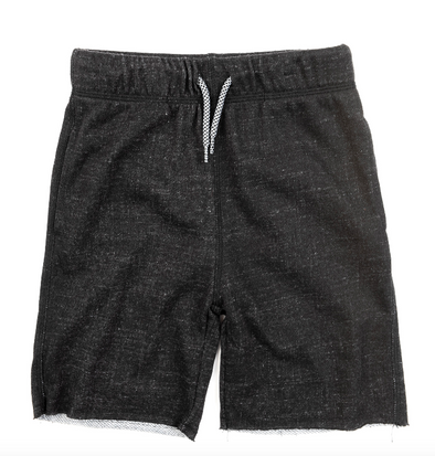 Appaman camp shorts black chalkboard