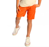 Appaman - Boys Terry Cloth Camp Shorts in Burnt Orange