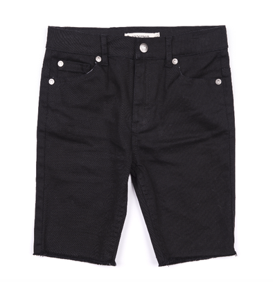 Appaman boys punk shorts black