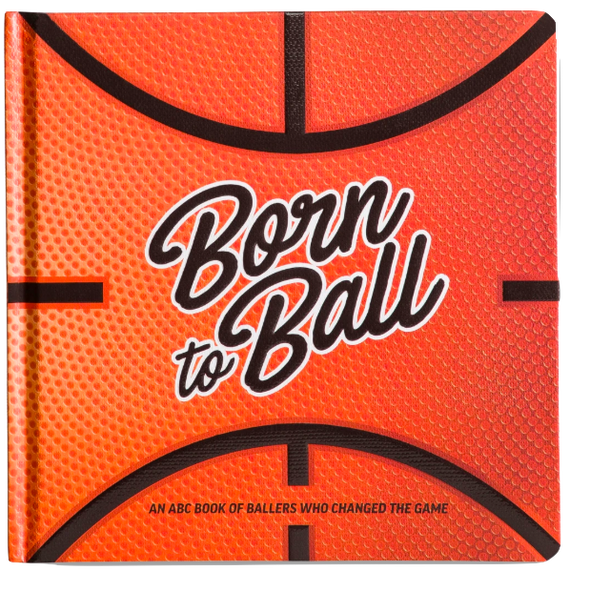 Little Homie - Born to Ball Hardcover Book