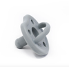 The Dearest Grey - Classic Silicone Pacifier - Multiple Colors Available