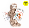 Slumberkins Hartley sloth bundle