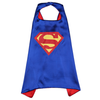 boys blue superman cape