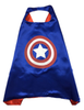 boys captain america cape