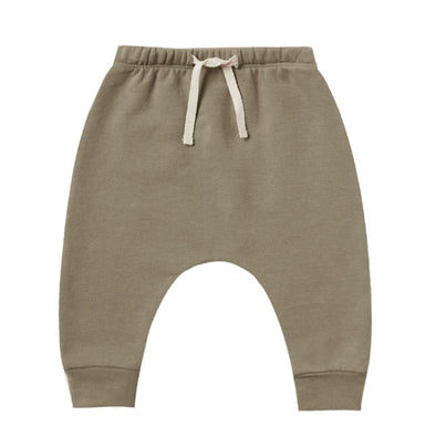 Quincy Mae fleece sweatpants olive