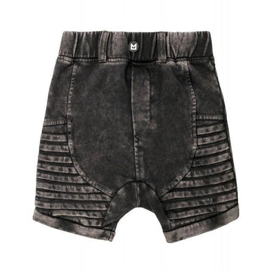 MINIKID biker shorts black US