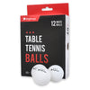 Ping Pong (Table Tennis) Balls- 12 Pack