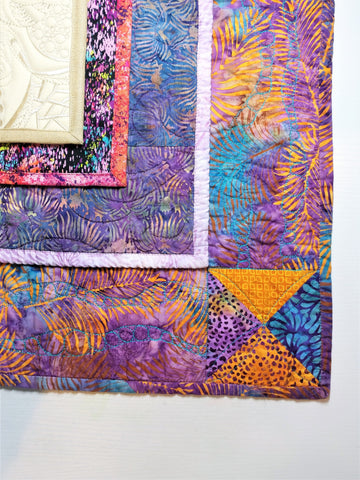 Quilting: The 5 Hour Finish