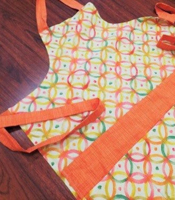 Kid Made Sundays: Gardening Apron
