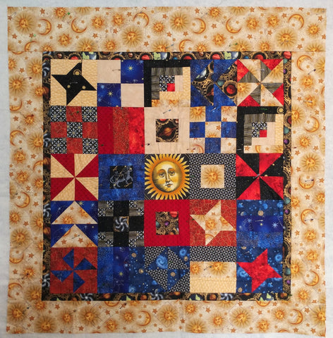 Quilting: Intro to Quilting (3 Part Class)