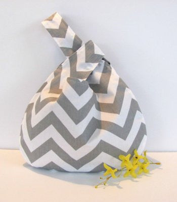Kid Made Sundays: Reversible Knot Bag