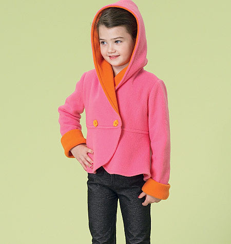 Kids Camp: Sweater Jacket