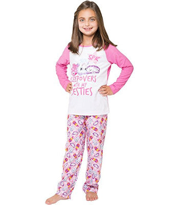 Kids Camp: Pajama Tops and Bottoms