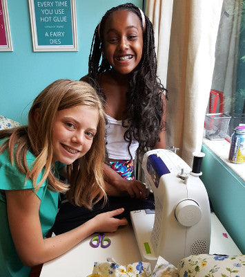 Week Long Kids Sewing Camp (Located at SJCS)