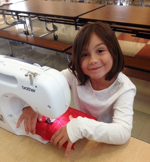 After School Sewing Club (Wednesday '16-'17)