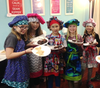 Kids Camp: Baking Aprons and Hats