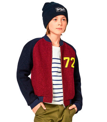 Kids Camp: Bomber Jacket