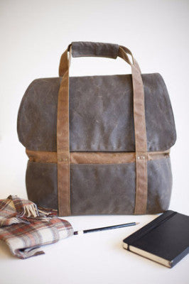 Accessories: the Cooper Bag (Colette Patterns)