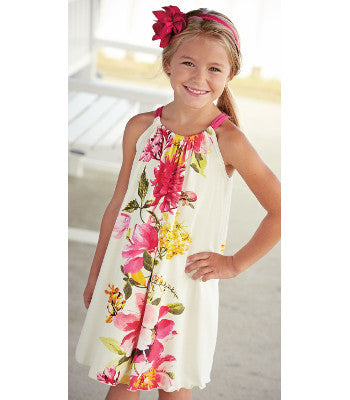 Kids Camp: Child & Doll: Summer Dresses