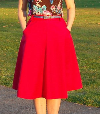 Private Class: Hollyburn Skirt (Sewaholic Patterns)