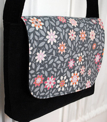 Kids Camp: Reversible Messenger Bag